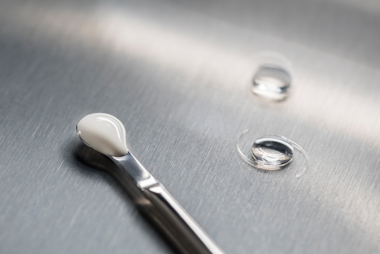 Organic glass polishing