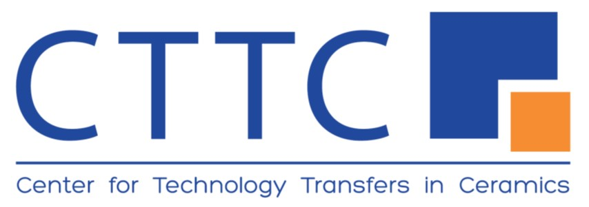 CTTC logo Center for technology Transfers in Ceramics